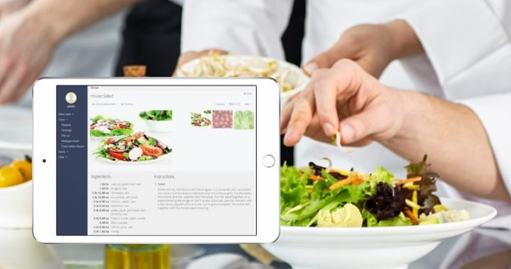 recipe database benefits - JAMIX Kitchen Intelligence System