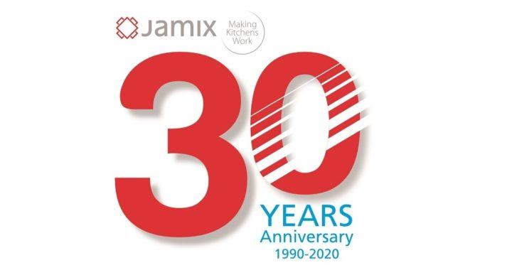 Jamix 30 Years Anniversary