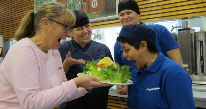 Folkhälsan uses JAMIX System for nutritional monitoring