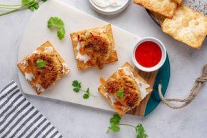 Hungry Planet Crab™️ Rangoon Crisps